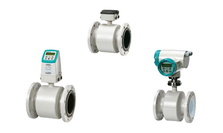 Siemens MAG 3100 mágnesindukciós folyamatműszerek
